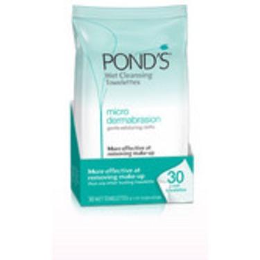 Pond's Microdermabrasion Exfoliating Cloths