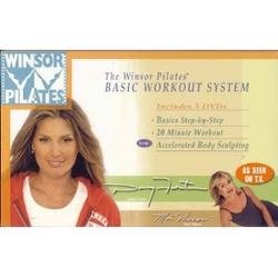 Winsor Pilates 3 DVD Set