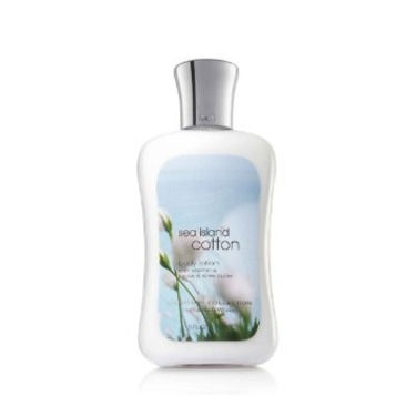 Bath & Body Works Sea Island Cotton Lotion