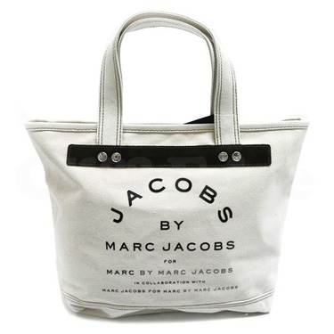 Marc by Marc Jacobs Zippered Canvas Tote