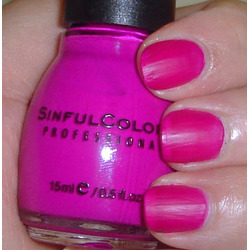 Sinful Colors Professional Nail Enamel in Dream On