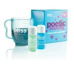 Bliss Poetic Waxing Microwaveable Waxing Kit