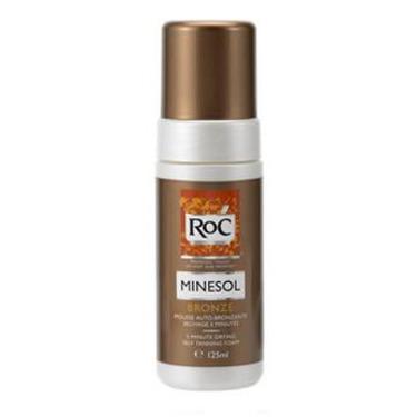 RoC Minesol Bronze Self Tanning Foam