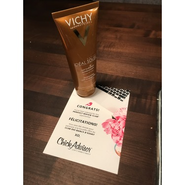Vichy Idéal Soleil Moisturizing Self-Tanning Milk