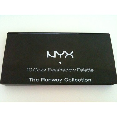 NYX 10 Color Eyeshadow Palette
