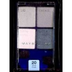 Maybelline Perfect Pastels eye shadow 20Q called velvet crush