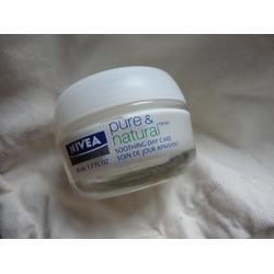 NIVEA Visage Pure & Natural Moisturizing Day Care