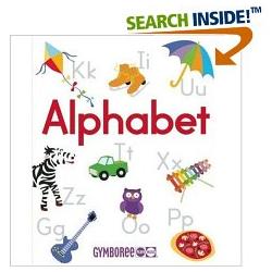 Alphabet (by Gymboree)
