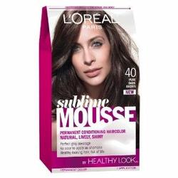 L'Oreal Paris Sublime Mousse By Health Look