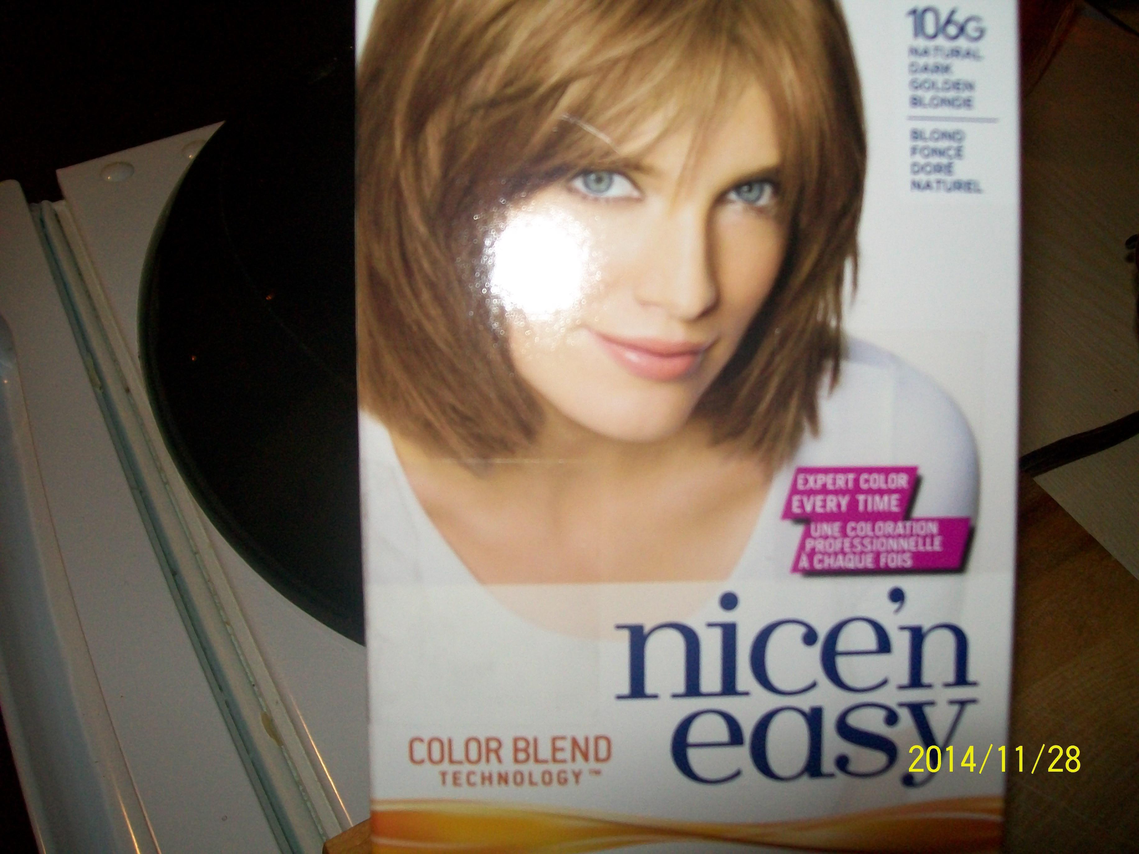 clairol nice n easy hair colour image gallery - Clairol Nice And Easy Hair Color