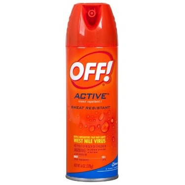 OFF! Active Insect Repellent