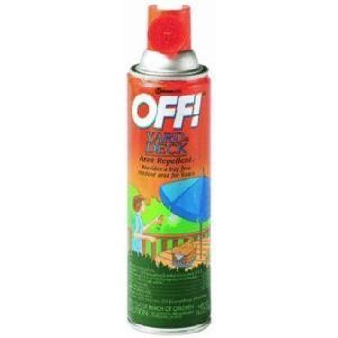 OFF! Yard & Deck Spray