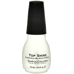 Sinful Colors Professional Top Shine