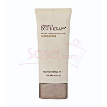 THEFACESHOP Arsainte Eco Therapy Super repair BB Cream SPF 20
