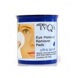 Andrea Eye Ultra Quick makeup removing pads