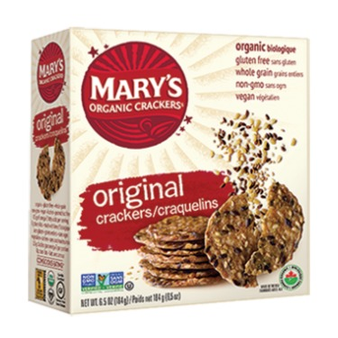 Mary's Gone Organic Crackers