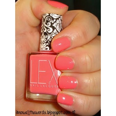 Lex Cosmetics Nail Polish