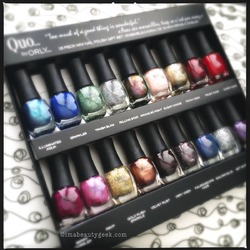 QUO by ORLY Nail Polish