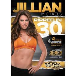 Jillian Michaels Ripped in 30