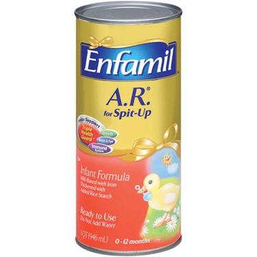 Enfamil AR Formula Ready to Use