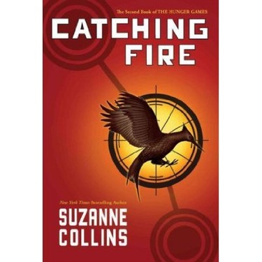 Catching Fire (The Hunger Games Book #2) by Suzanne Collins