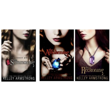 The Darkest Powers Series
