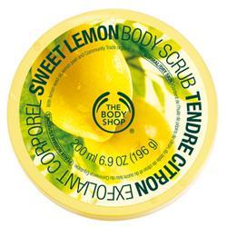 The Body Shop Sweet Lemon Body Scrub