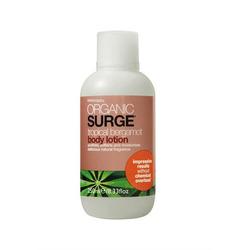 Organic Surge Tropical Bergamot Body Lotion