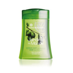Yves Rocher Lime From Mexico Shower Gel