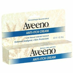 Aveeno Anti-Itch Cream with Natural Colloidal Oatmeal