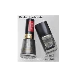 Chanel Graphite Nail Polish #529