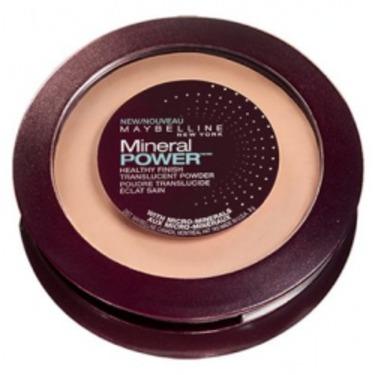 Maybelline New York Mineral Power Pressed Powder Finish Veil
