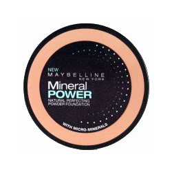 Maybelline New York Mineral Power Pressed Powder Finish Veil
