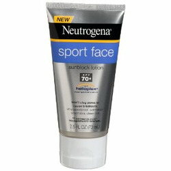 Neutrogena Sport Face Sunblock SPF 70