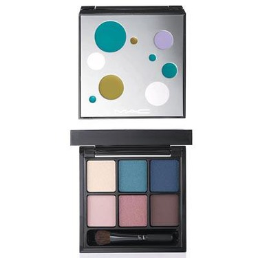 MAC Cosmetics Mystic Cool Eye Shadow Palette