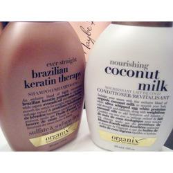 Organix Shampoo and Conditioner