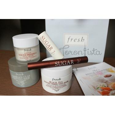Fresh Umbrian Clay Face Treatment