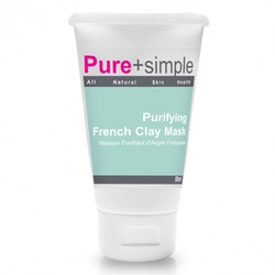 Pure+simple Purifying French Clay Mask