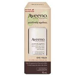 Aveeno Positively Ageless Anti-wrinkle Eye Cream