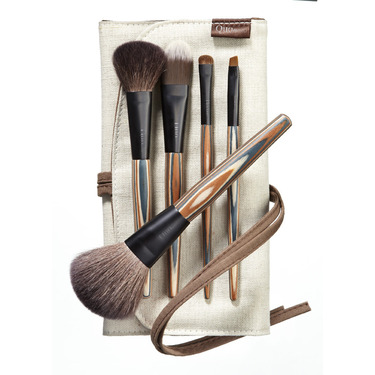 QUO Wood Grain Brush Collection