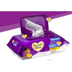 Parents's Choice Unscented Baby Wipes