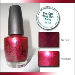 OPI Nail Polish The One that got away