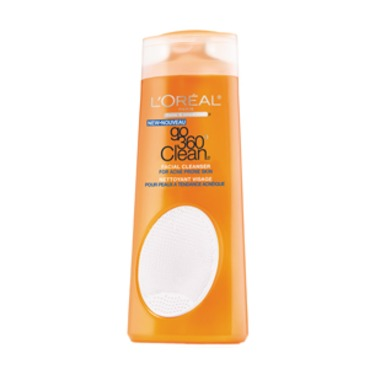 Go 360° Clean Facial Cleanser for acne prone skin