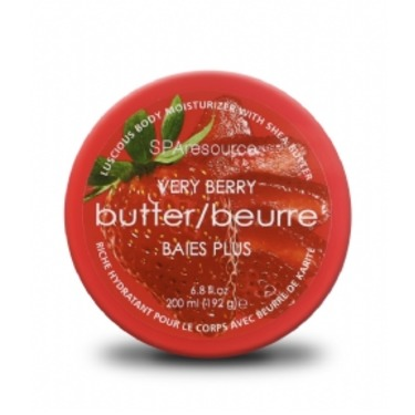 SPAresource Very Berry Body Butter