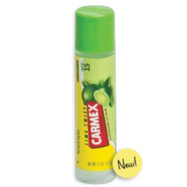Carmex Lime Twist Stick / Vanilla Stick