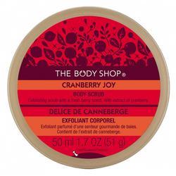 The Body Shop Cranberry Joy Body Scrub