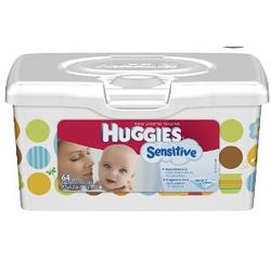 Huggies Sensitive Baby Wipes