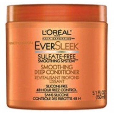L'oreal EverSleek Sulfate-Free Smoothing System Smoothing Deep Conditioner