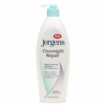 Jergens Overnight Fix Nightly Restoring Moisturizer