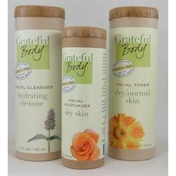 Grateful Body Dry Skin Basics Set